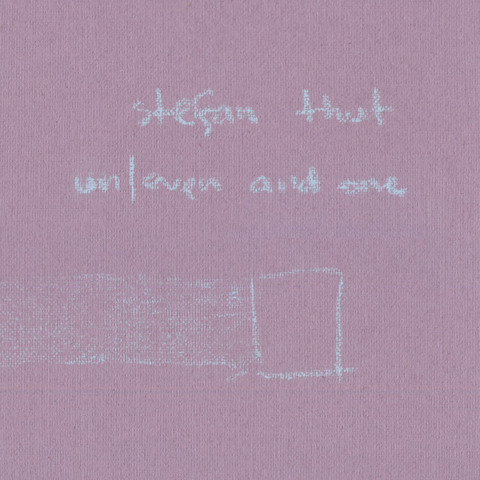 Stefan Thut - un/even and one (февраль 2016)