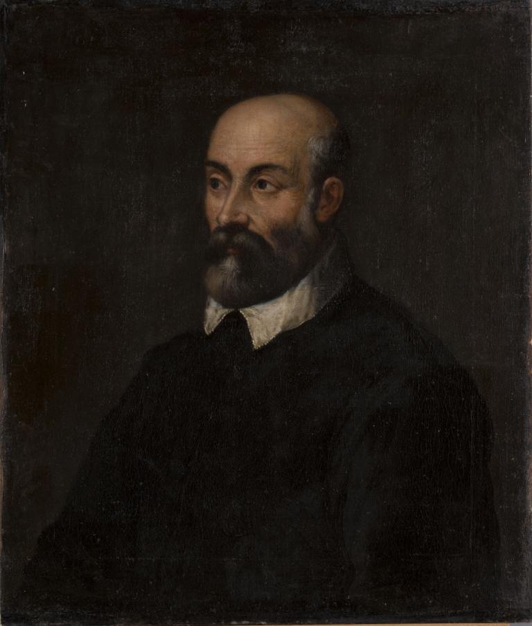 Портрет Андреа ди Пьетро делла Гондола (Палладио). Частное собрание.