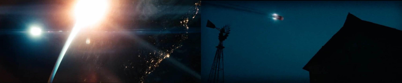 Явление звезды, свидетельствующей о пришествии Супермена
