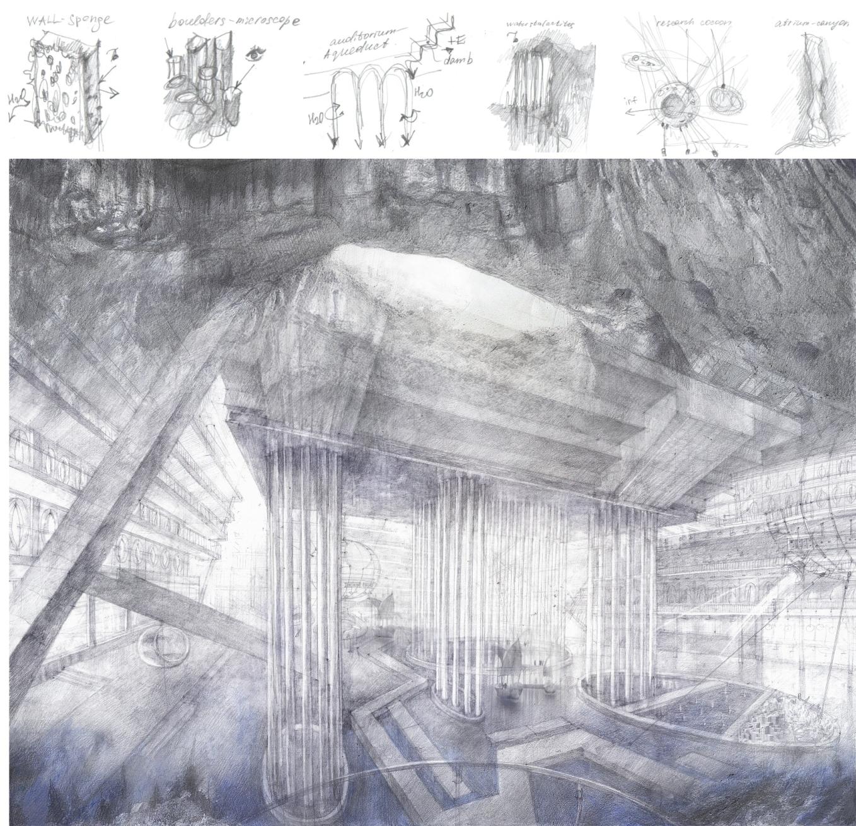 Рис.11 Гидрологический кластер, А. Будникова