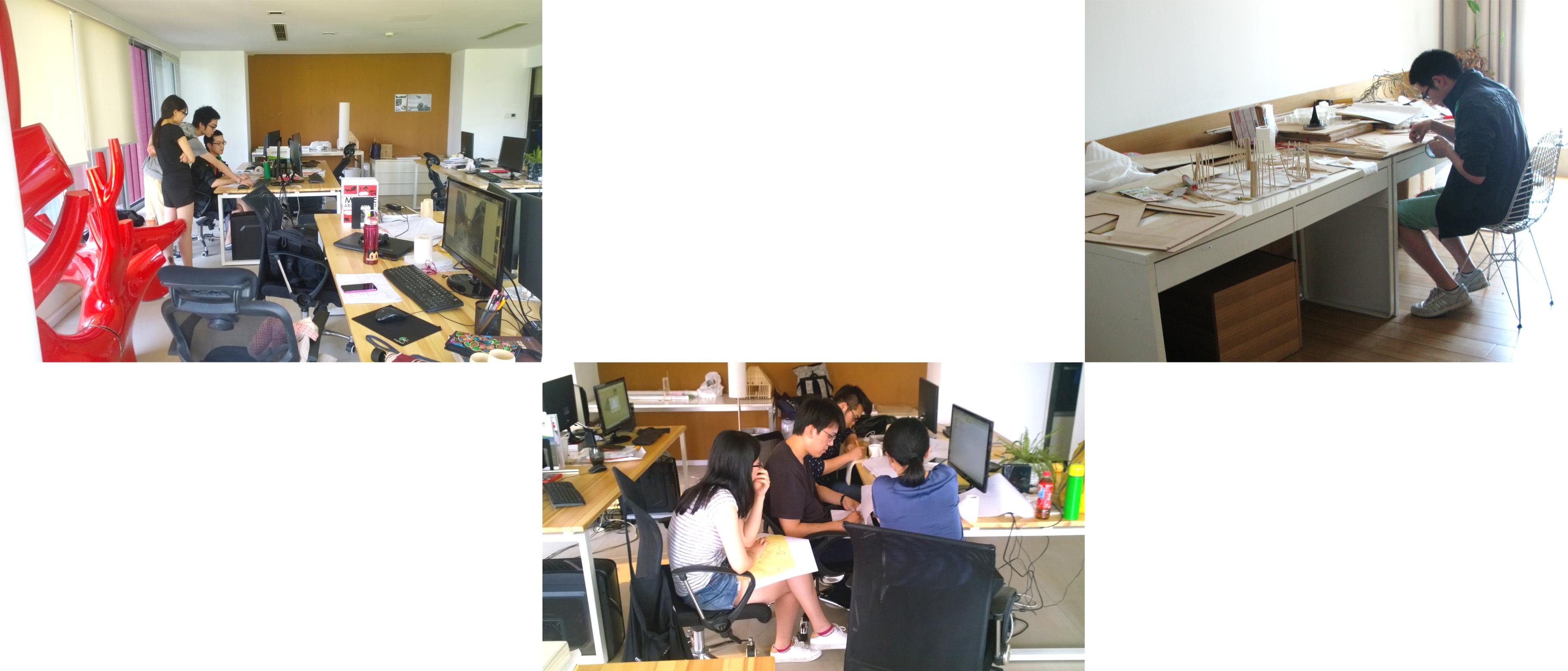 Офис DNA. Процесс проектирования. Фото автора