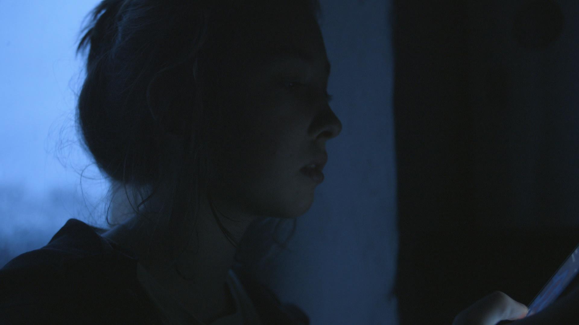 Кадр из фильма «Причастие» (реж. Анна Замэцка)