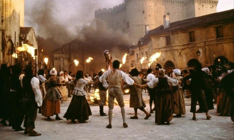 Кадр из фильма «Французская революция» (1989). Реж. Робер Энрико, Ричард Т. Хеффрон