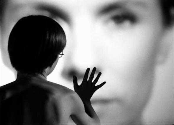 """И. Бергман. Кадр из фильма """"Персона"""""""