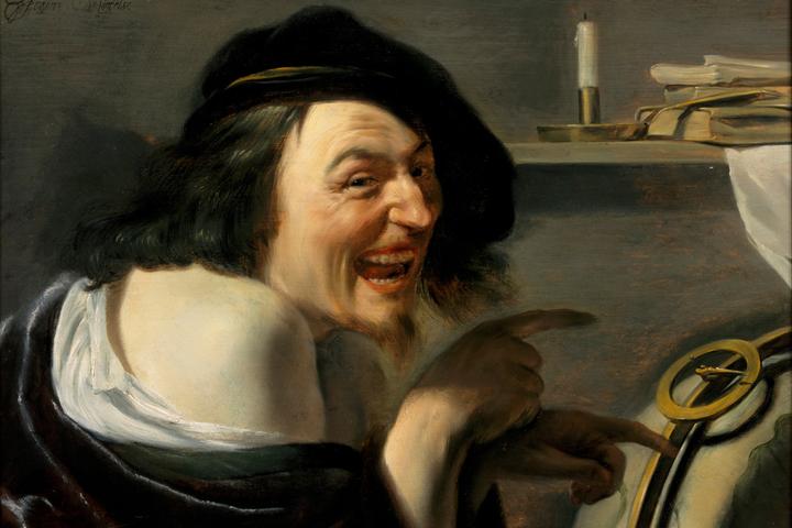 Иоганн Морельсе, Демокрит, 1657